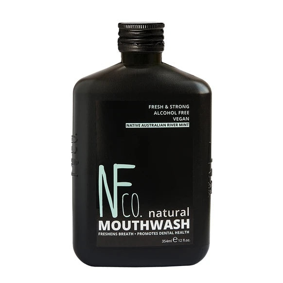 NFco Natural Mouthwash - The Conscious Spender