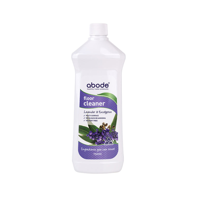 Abode Floor Cleaner Lavender and Eucalyptus - The Conscious Spender