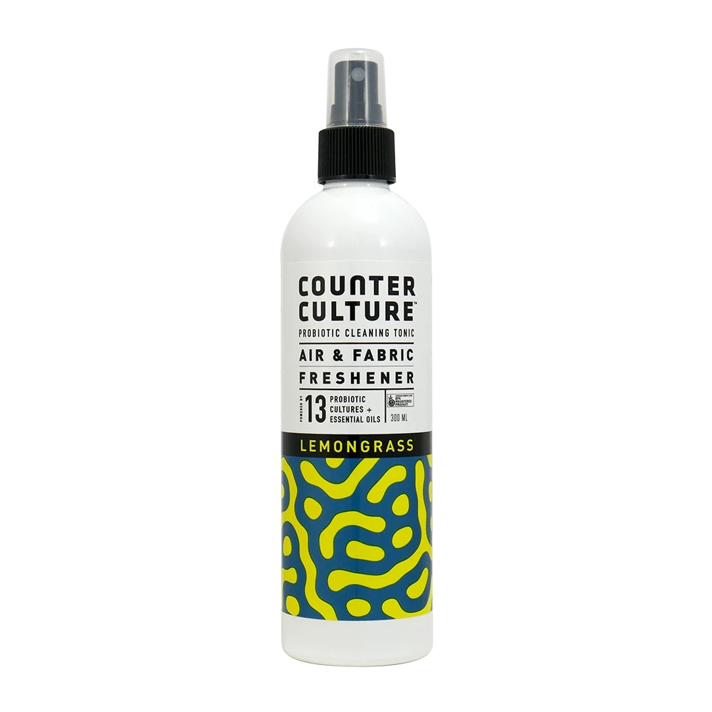 Counter Culture Lemongrass Air + Fabric Refresh - The Conscious Spender
