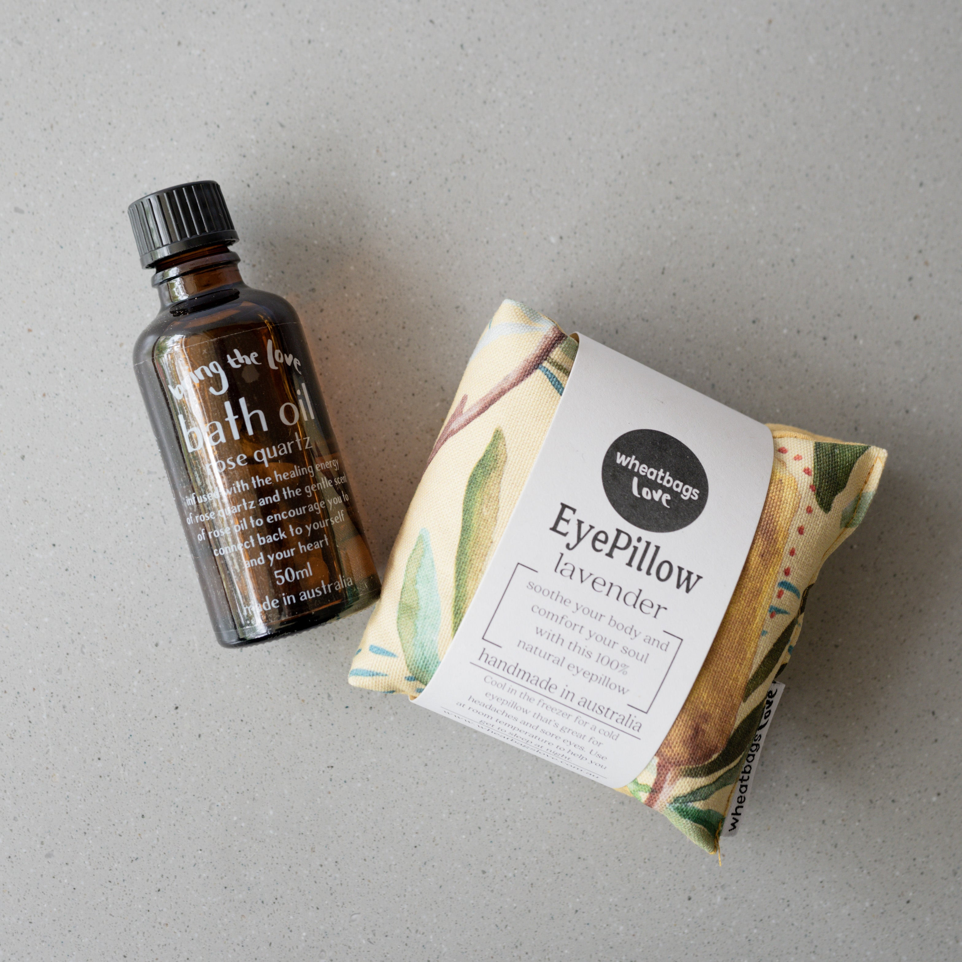 Wheatbags Love Relax Gift Pack Banksia - The Conscious Spender
