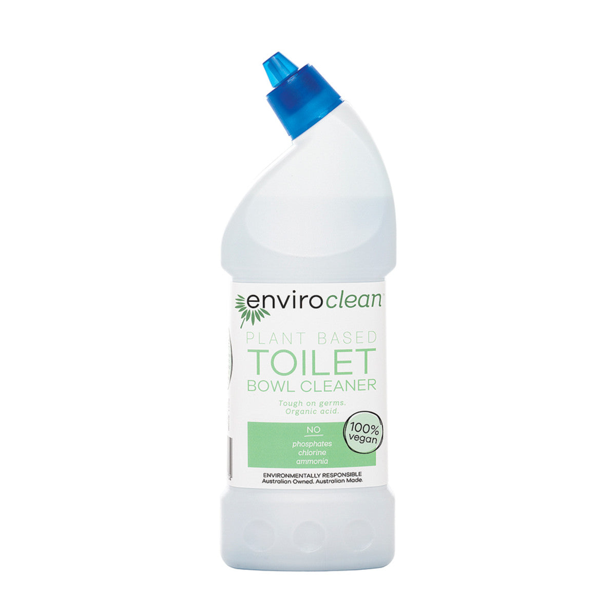 EnviroClean Plant Based Toilet Bowl Cleaner - The Conscious Spender
