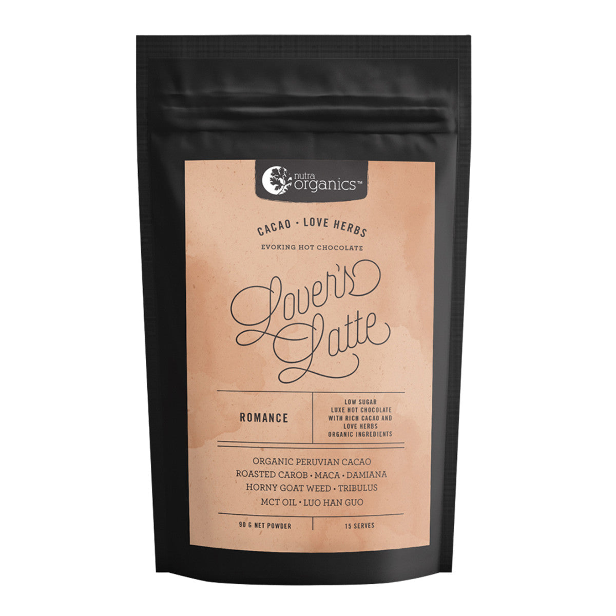 Nutra Organics Lovers Latte - The Conscious Spender