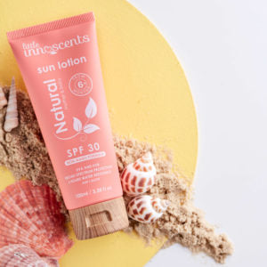 Little Innoscents Natural Sun Lotion SPF30 - The Conscious Spender