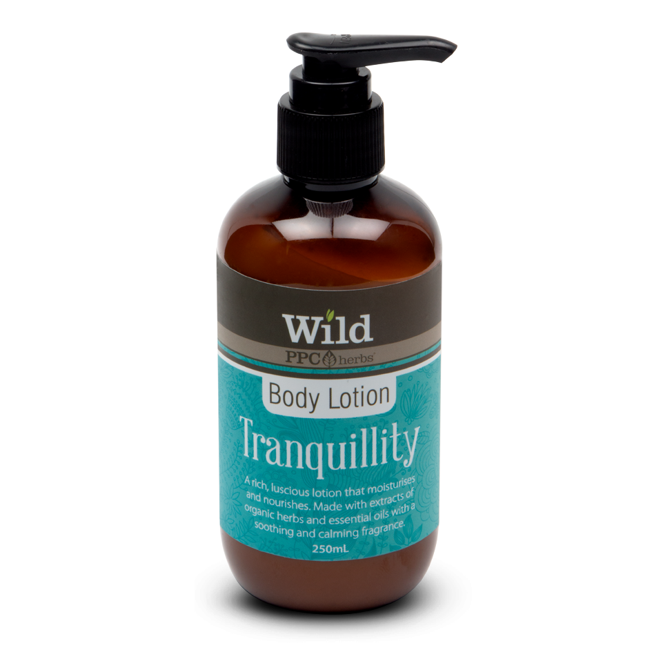 PPC Herbs Wild Tranquillity Body Lotion 500ml - The Conscious Spender