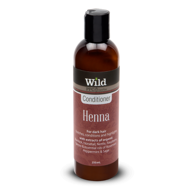 PPC Herbs Wild Henna Conditioner - The Conscious Spender