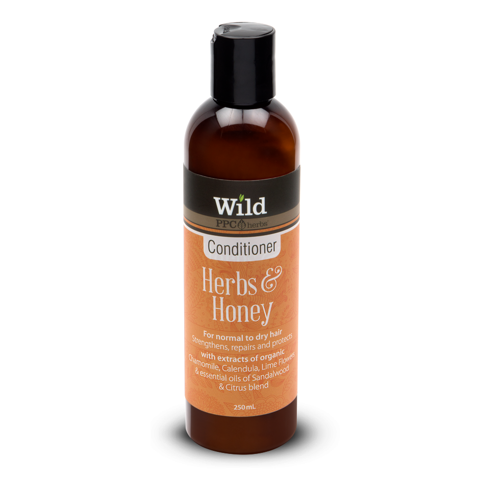 PPC Herbs Wild Herbs & Honey Conditioner - The Conscious Spender