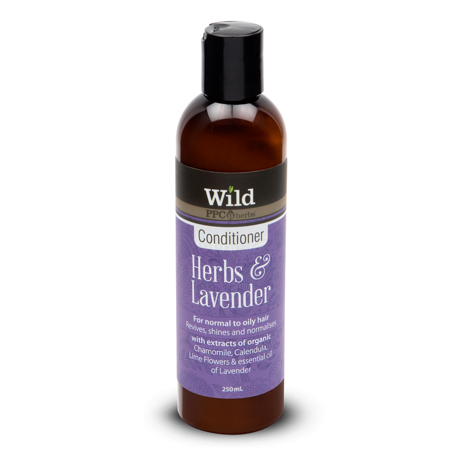 PPC Herbs Wild Herbs & Lavender Conditioner - The Conscious Spender