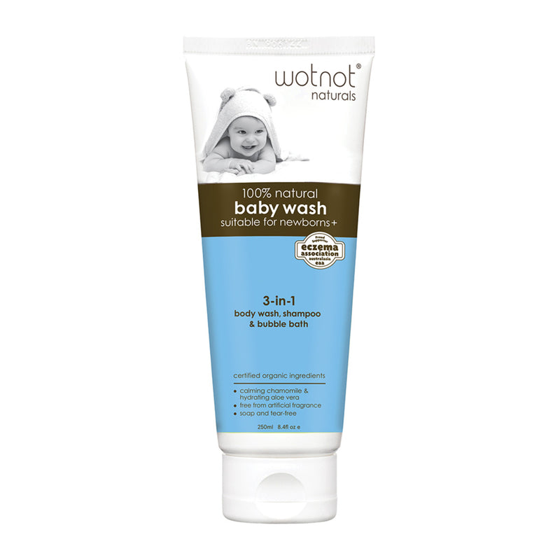 Wotnot All Natural Baby Wash - The Conscious Spender