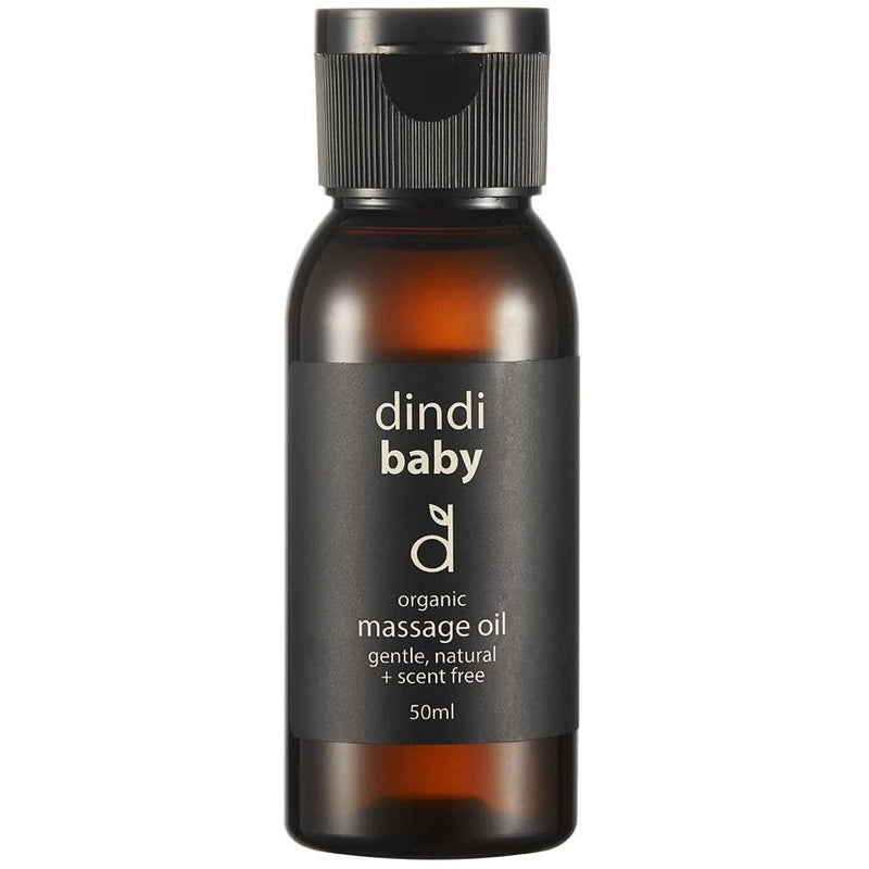 Dindi Naturals Organic Baby Massage Oil - The Conscious Spender