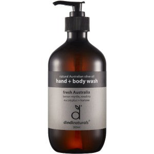 Dindi Naturals Hand + Body Wash Fresh Australia - The Conscious Spender