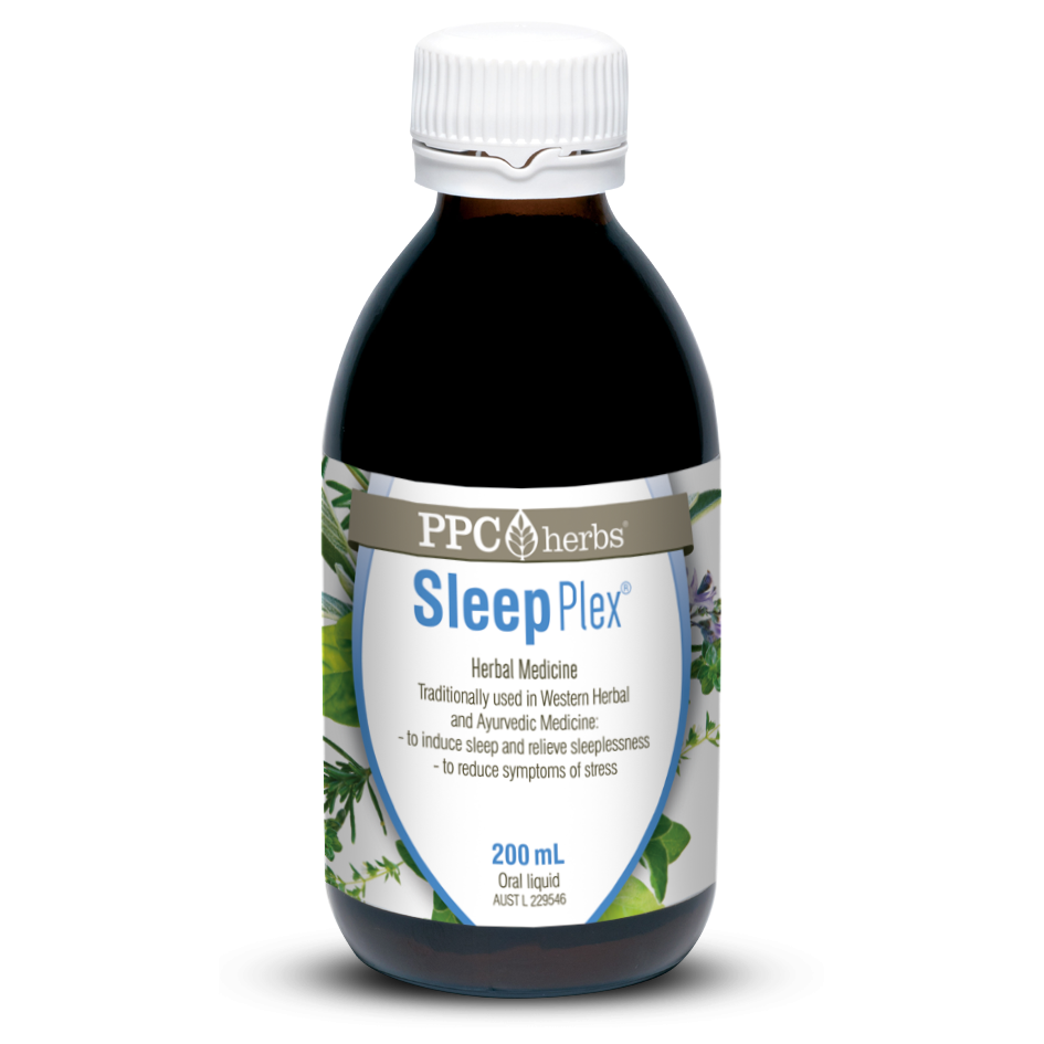PPC Herbs Sleep Plex - The Conscious Spender