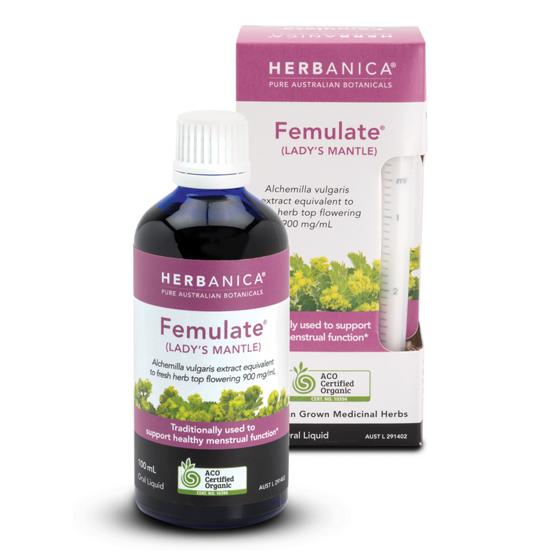 PPC Herbs Femulate® (LADY'S MANTLE) - The Conscious Spender
