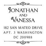 Stamp - Jon and Vanessa
