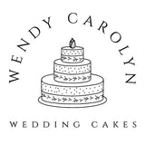 Stamp - Wedding Cake