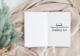 Book Stamp - Audrey