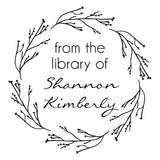Book Stamp - Shannon