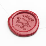 Wax Seal - Merry X'mas