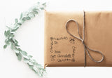 Stamp - Ribbons Gift