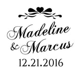Stamp - Madeline Ribbon