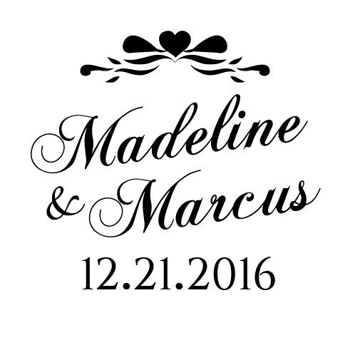 madeline save the date embosser