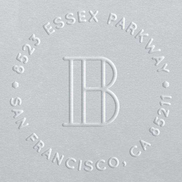 Address Embosser - Bolton