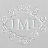 Embosser - Framed Monogram