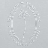 Address Embosser - Dandelion
