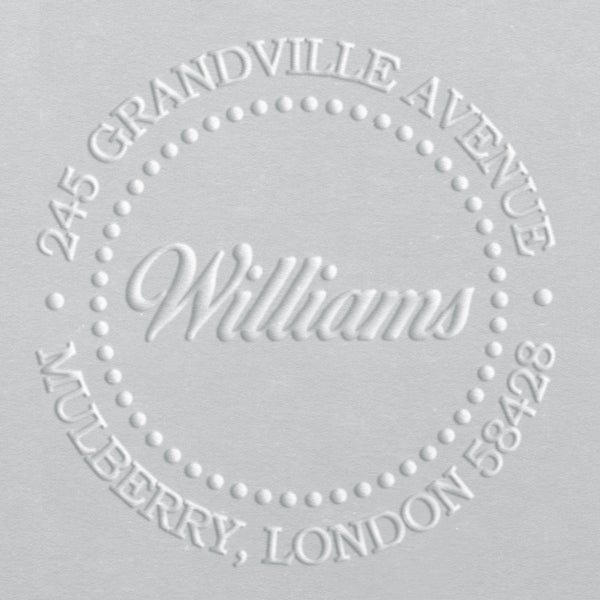 Address Embosser - Williams