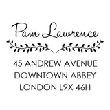 Stamp - Pam Lawrence