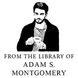 Book Stamp - Adam Photo