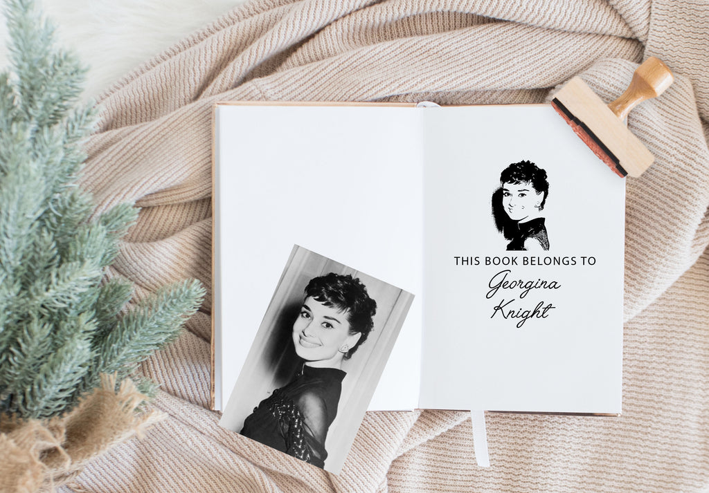 Book Stamp - Georgina Knight Photo