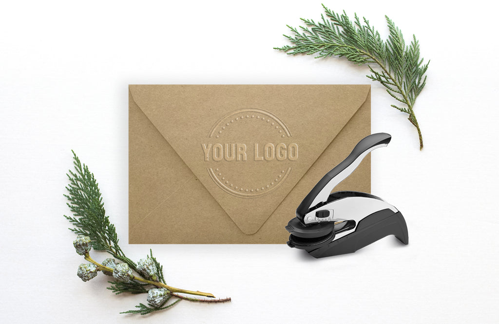 Custom Embosser - Your Logo