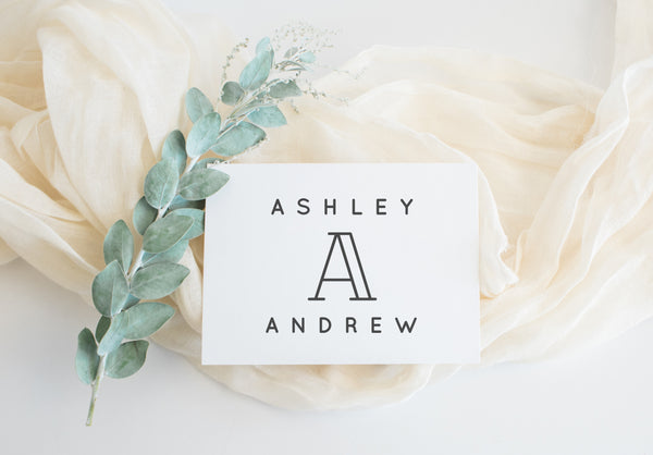 Stamp - Ashley