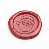 Wax Seal Stamp - Santa Claus