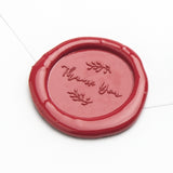 Wax Seal - Thank You