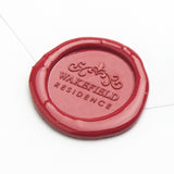 Wax Seal - Wakefield