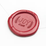 Wax Seal Stamp - Joy