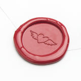 Wax Seal - Heart with Wings