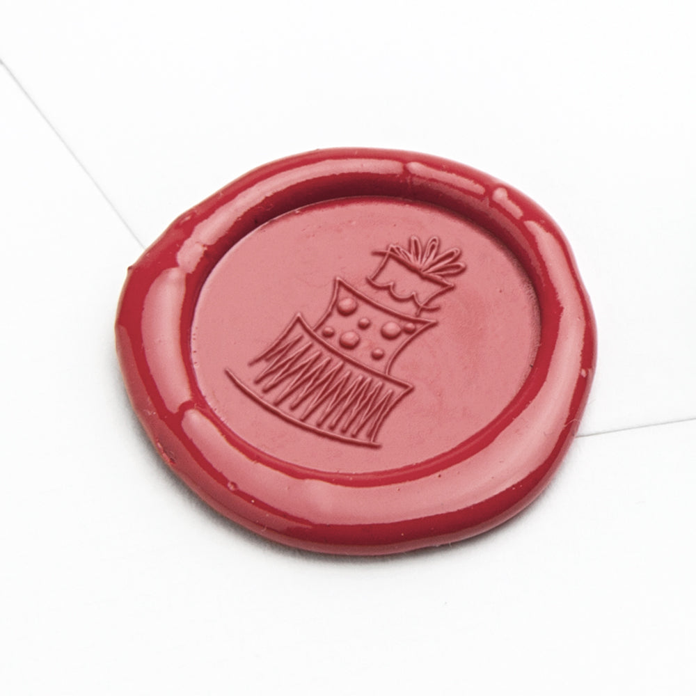 Wax Seal - Celebration Cake