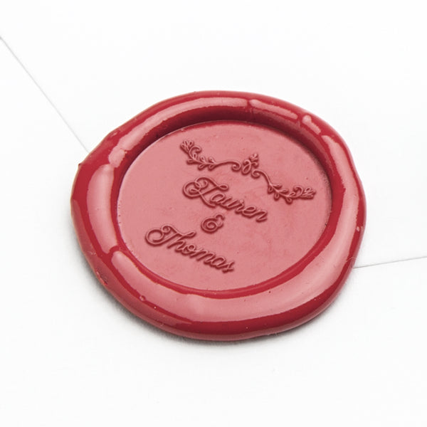 Wax Seal - Lauren
