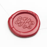 Wax Seal - Classic Monogram