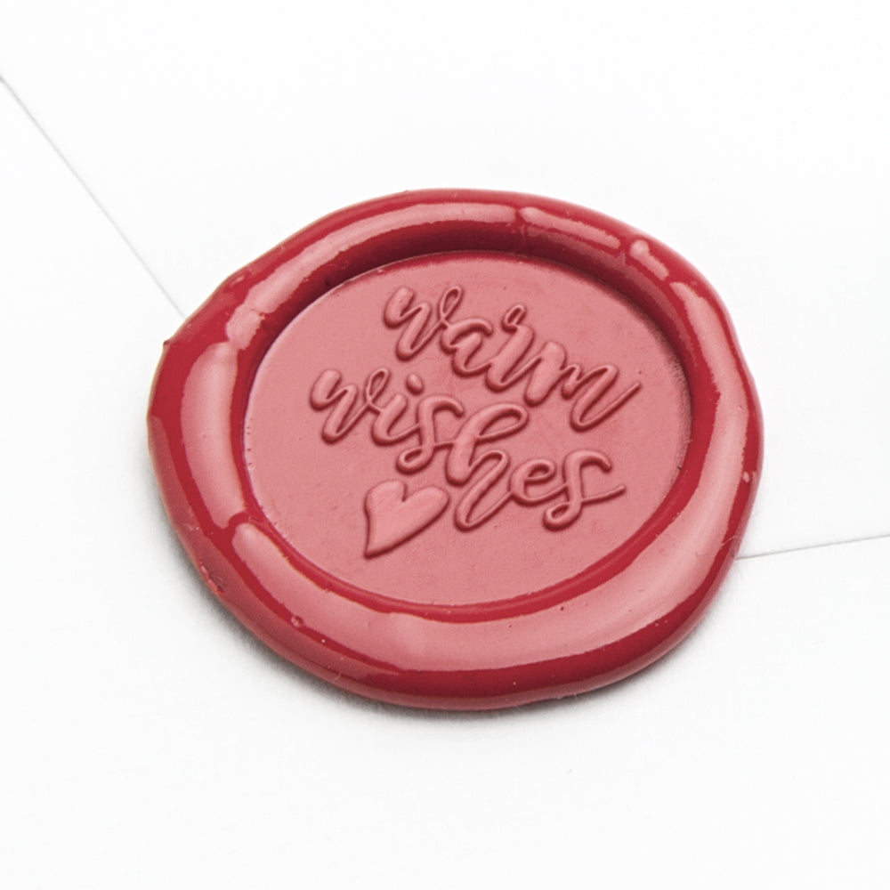 Wax Seal - Warm Wishes