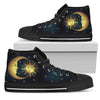 Sun and moon high top