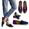 Colorful YinYang Handcrafted Casual Shoes