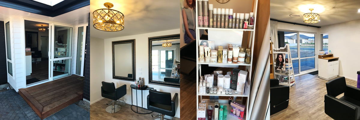 stacey's hair boutique private hair salon taupo