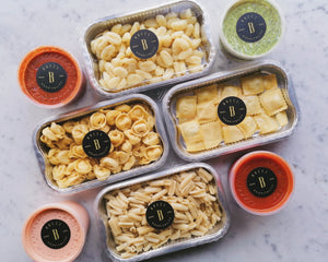 PASTA KIT - Backyard Package - 8 portions