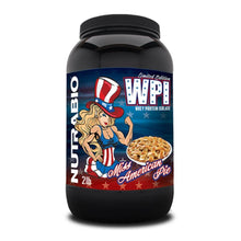 Load image into Gallery viewer, 100% Whey Protein Isolate [907g] Whey Isolate NutraBio Miss American Pie