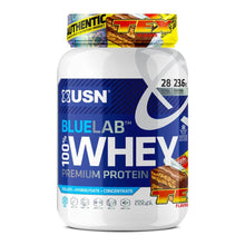 Load image into Gallery viewer, BlueLab 100% Premium Whey [908g] Whey Blend USN