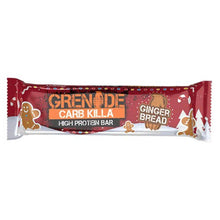 Load image into Gallery viewer, Carb Killa High Protein Bar [60g] Bar Grenade Gingerbread