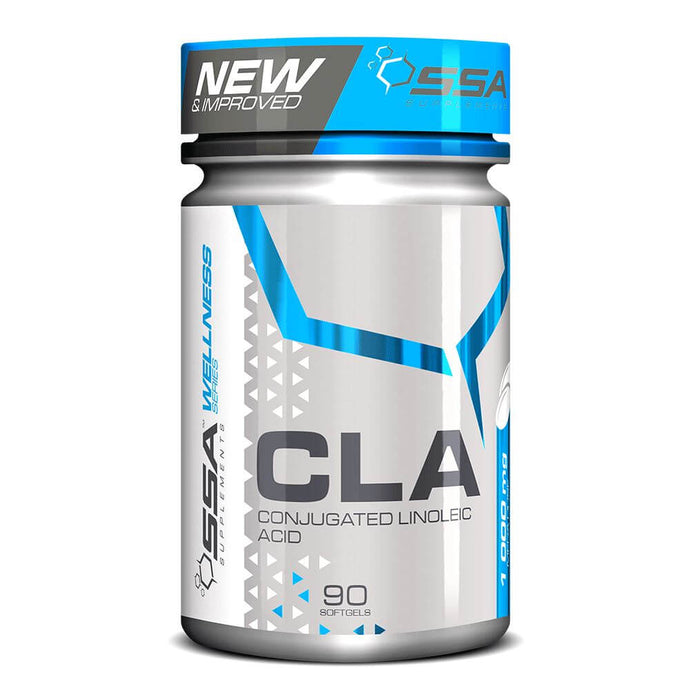 CLA [90 Gels] CLA SSA Supplements